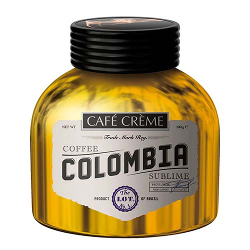 CAFE CREME 100гр*6шт  Colombia
